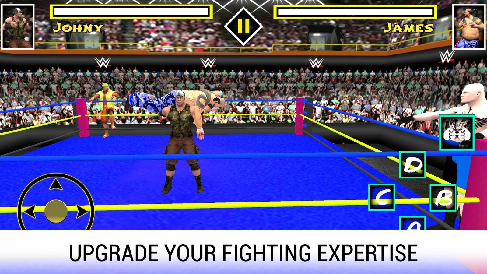 Wrestling Revolution 3d Roster Real Names Download