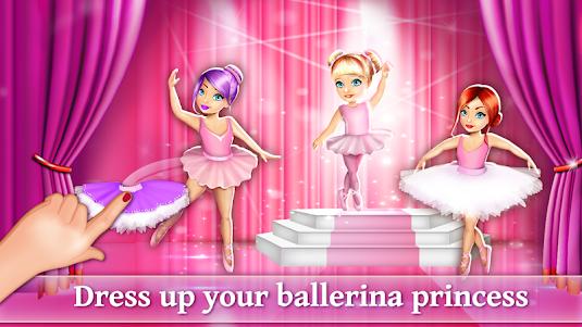 Ballerina Princess Debut Maker 6.0 screenshot 1