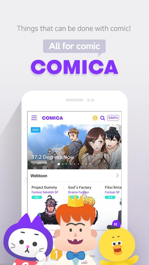 com comica comics google 1 9 1 APK Download - Android cats  Apps