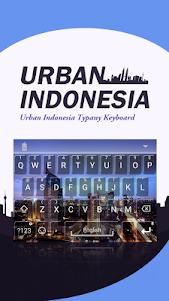 Urban Indonesia Typany Theme 2.5 screenshot 1
