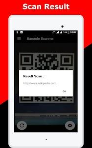 QR code scanner / Barcode scanner 1.2 screenshot 17
