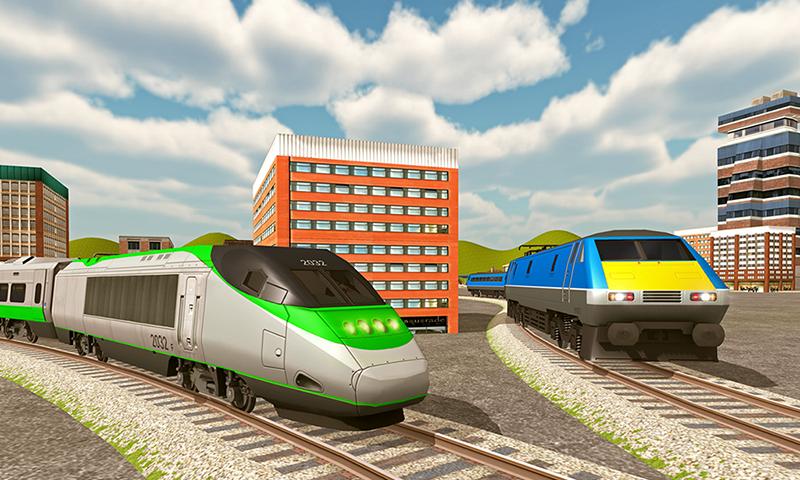 National Parks And Monuments Map, Train Simulator 2018 Euro Subway Driving 3d  Screenshot 1, National Parks And Monuments Map