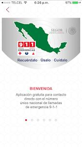 9-1-1 Emergencias 1.0 screenshot 1
