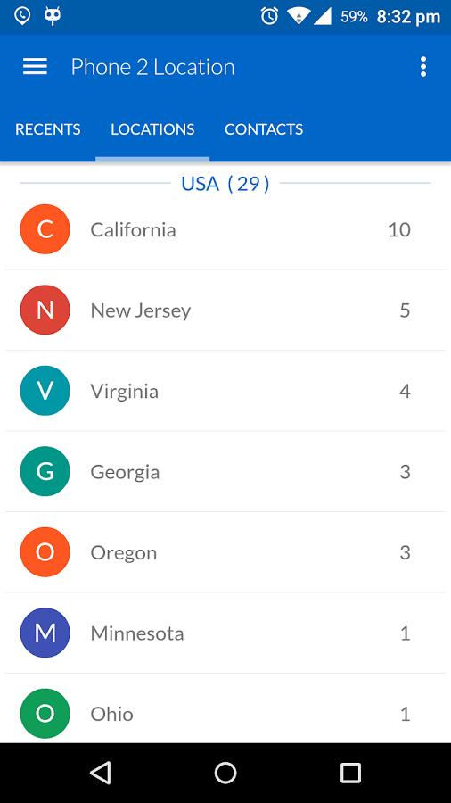 Phone 2 Location - Caller ID Location Tracker Pro 6 56 APK Download