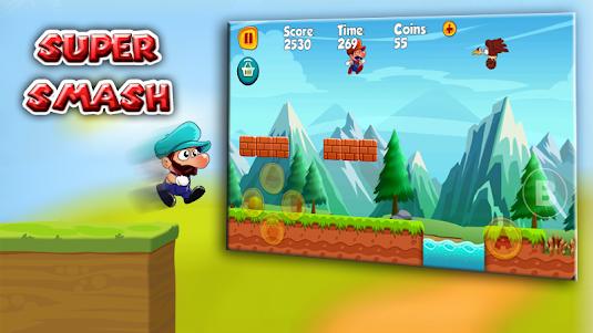 Super Smash klash run 1.2 screenshot 1