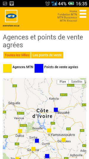 MTN Mobile Money 1 0 APK Download - Android Productivity Apps