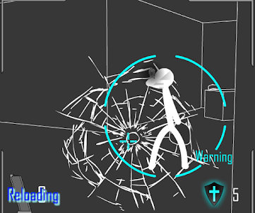 Zena - 火柴人槍戰射擊遊戲 1.0.1 screenshot 7