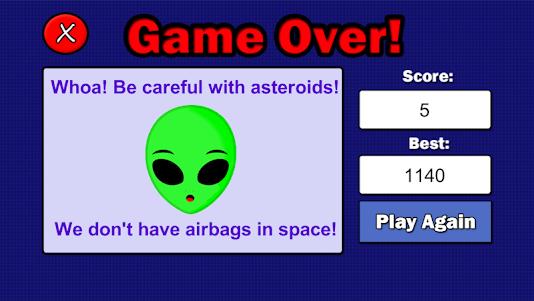 U.F.O Escape 1.1 screenshot 5