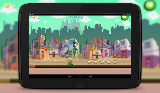 The run of Mr-bean 1.0 screenshot 3