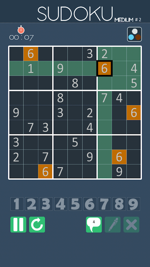 Sudoku offline game free download 2 0 APK Download - Android Puzzle