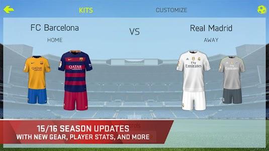 FIFA 15 Ultimate Team 1.7.0 screenshot 5