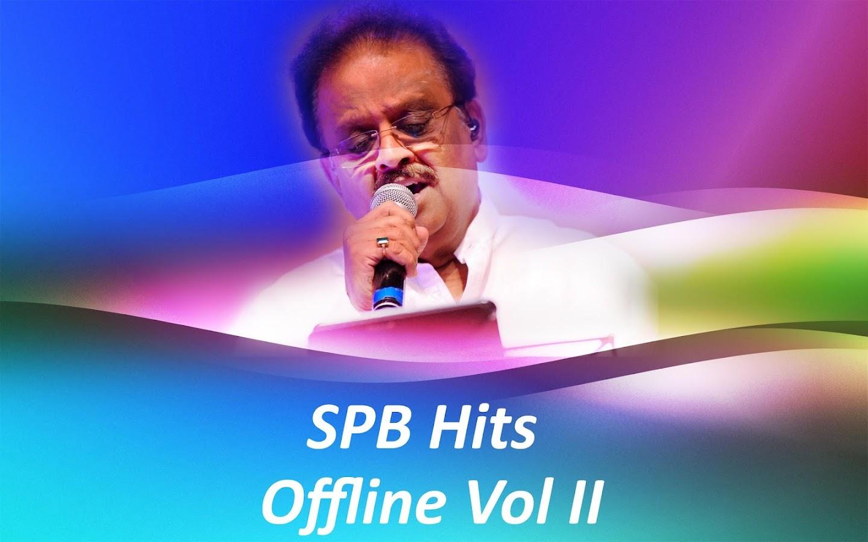 SPB Offline Tamil Hits Songs Vol 2 1 0 APK Download