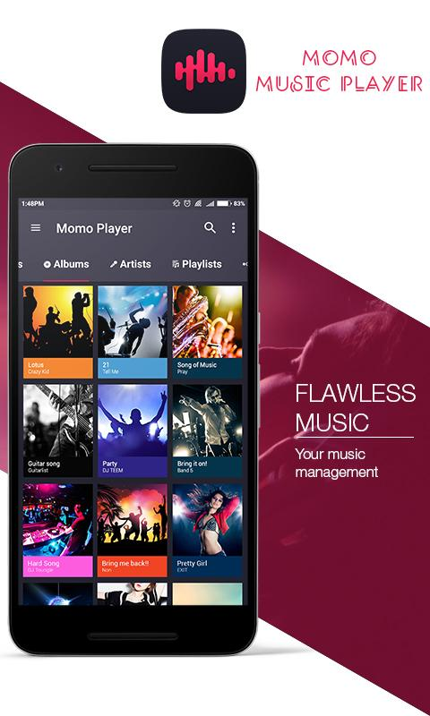 momo app android