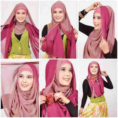 Modern Hijab Tutorial Steps 1 0 Apk Download Android Lifestyle Apps