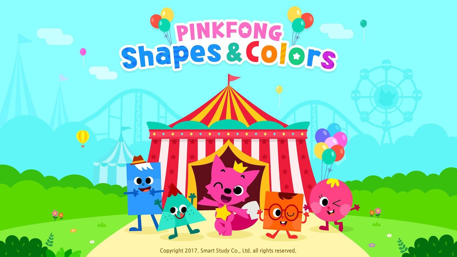 pinkfong tracing world full mod apk