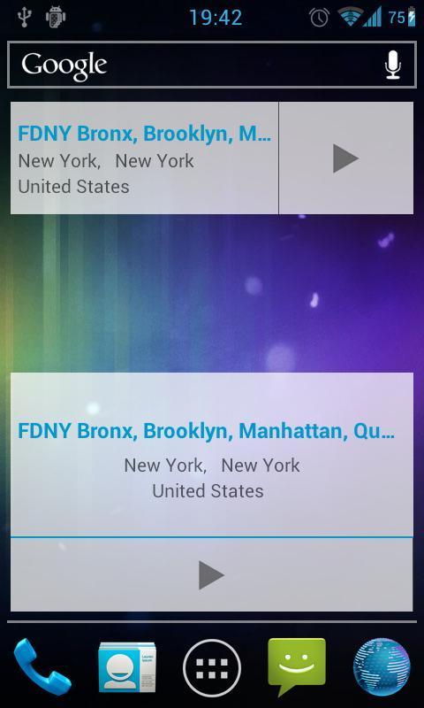 MyScanner-Police Scanner Radio 1 2 0 APK Download - Android
