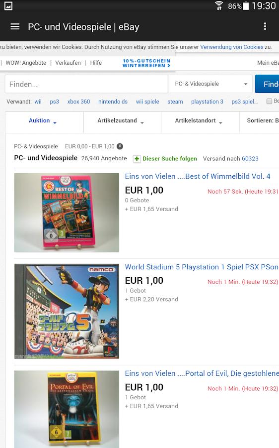 Snap App for Ebay Germany Prem 1 6 APK Download - Android