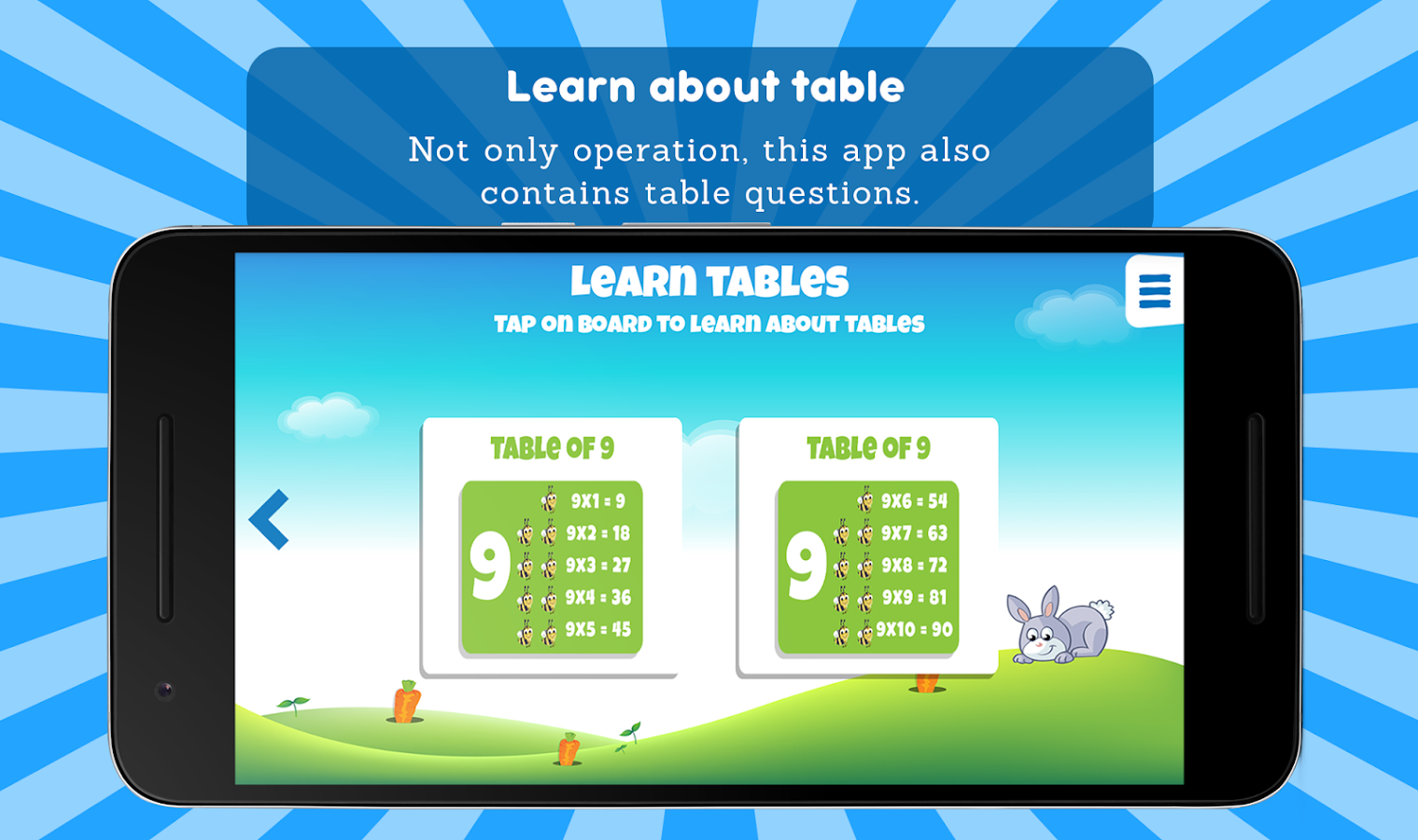 Maths Training for Kids 1.6 APK Download - Android Education Apps