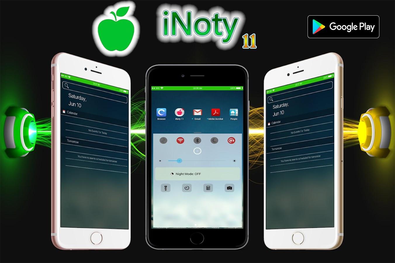 Inoty Ios 13 Pro Apk