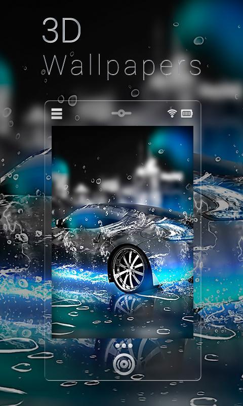 ... 3D Live Wallpaper HD Free 1.2.2 screenshot 2 ...