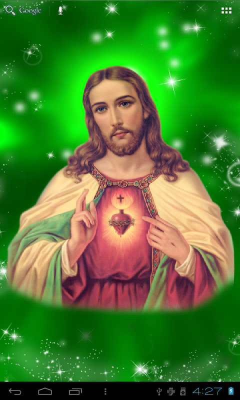Jesus Live Wallpaper Free 2 Screenshot 10