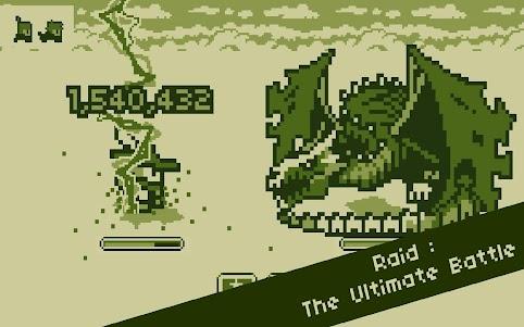 Timing Hero VIP : Retro Fighting Action RPG 1.0.4 screenshot 1