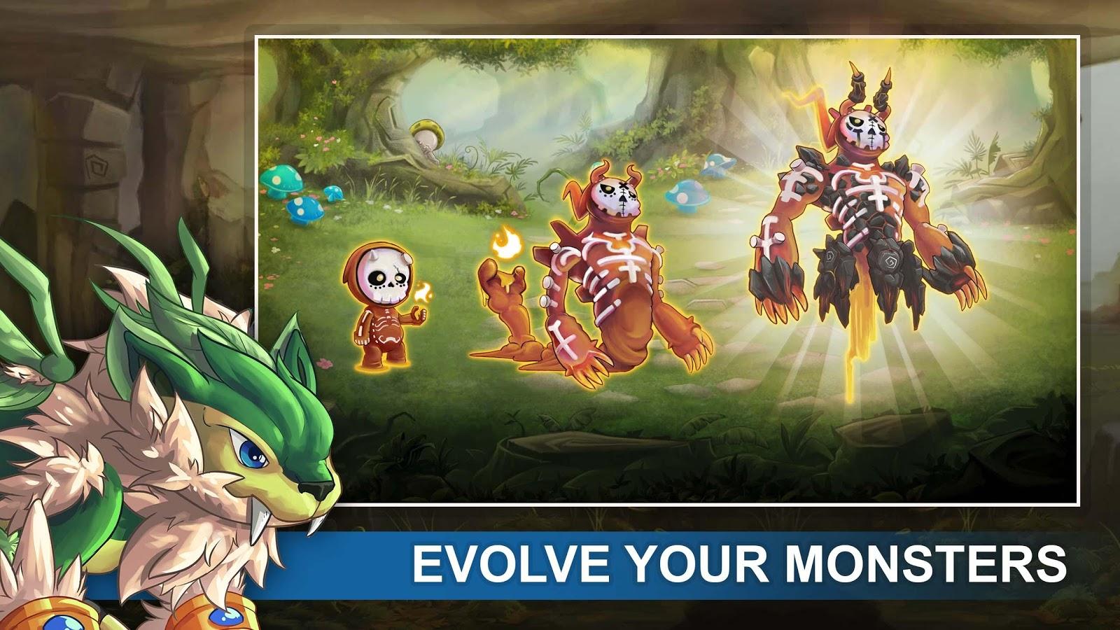 monster super league mod apk 2017