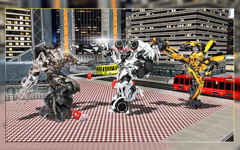 Robots War 3d 2.0 screenshot 10