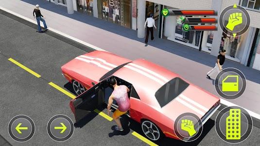 Grand Gangster : Crime Simulator 3D  screenshot 7