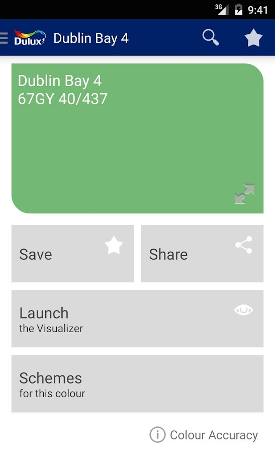 Making Decorating Easy The Dulux Visualizer App T