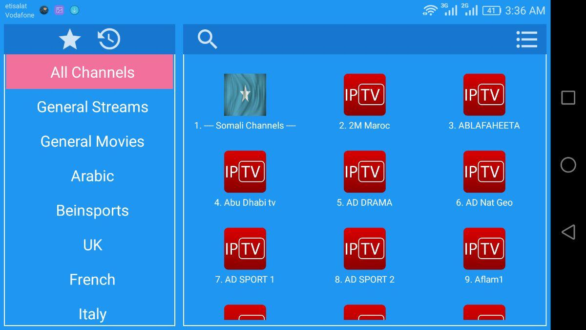 Top IPTV player 1 0 APK Download - Android cats