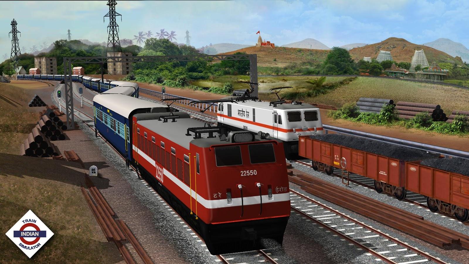 indian train simulator pro 2018 apk download