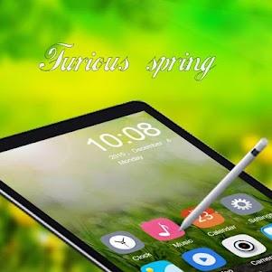 Furious spring theme for ABC 1.3.0 screenshot 4