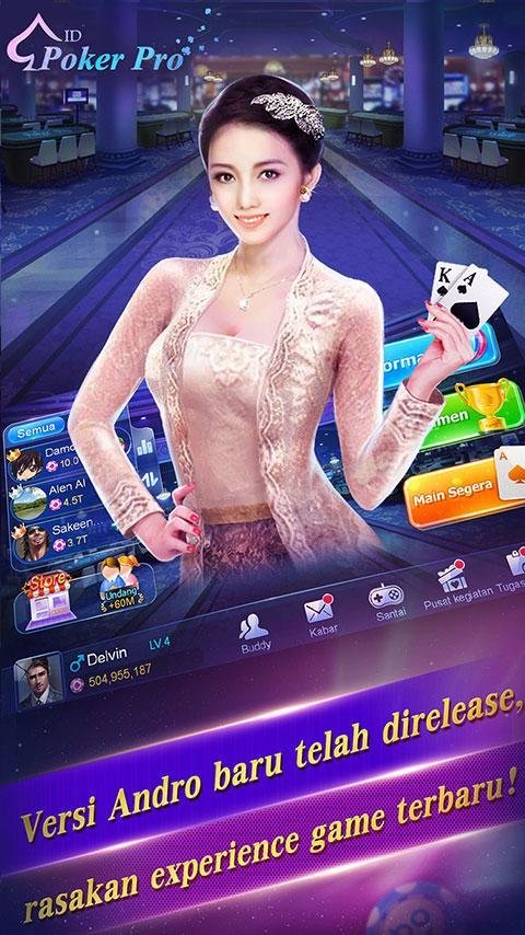 Poker Pro Id 6 0 0 Apk Download Android Casino Games