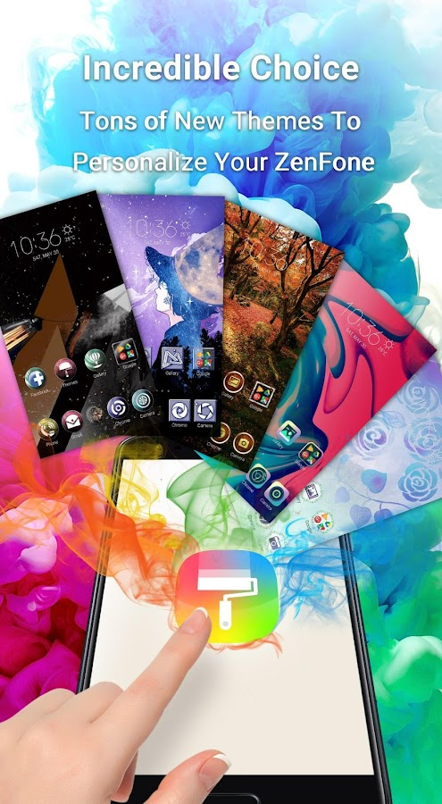 ZenUI Themes – Stylish Themes 1 8 0 49_190312 APK Download