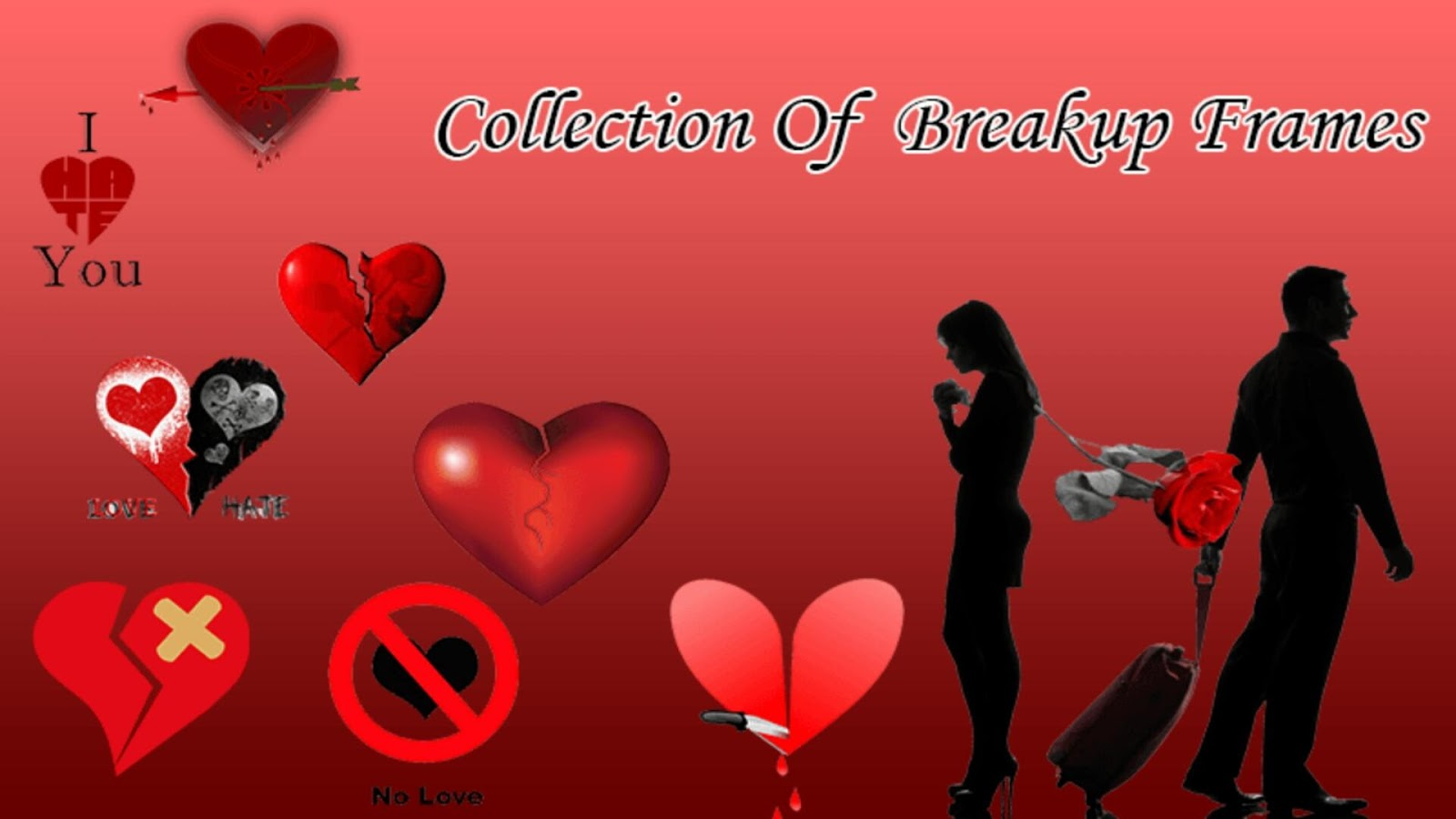 I Hate Love Dp Creator 103 Apk Download Android Social Apps