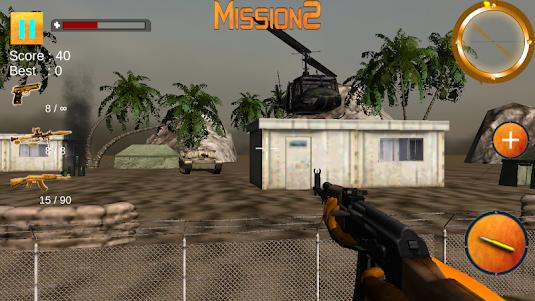 Frontline Commando Sniper Fury 1.4 screenshot 4