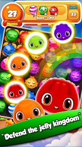 Jelly Buster - Match 3 Game 6.3.10 screenshot 10