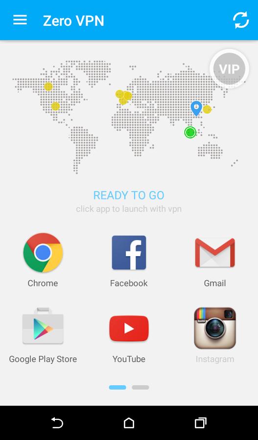 Zero VPN 4 1 0 APK Download - Android Productivity Apps
