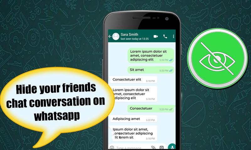 Unseen no last seen & hidden chat for WhatsApp 1 1 APK Download