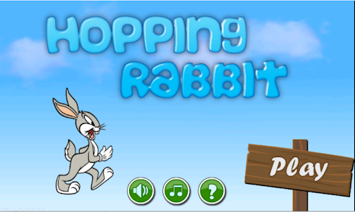 Bunny Run:Hopping Bugs Rabbit 3.0 screenshot 1