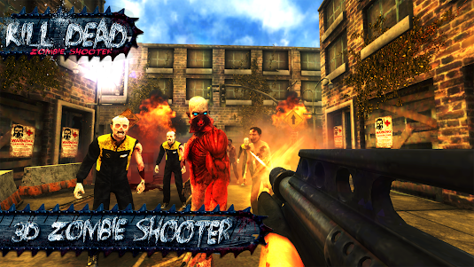 KILL DEAD: Zombie Shooter Call 1.5 screenshot 6