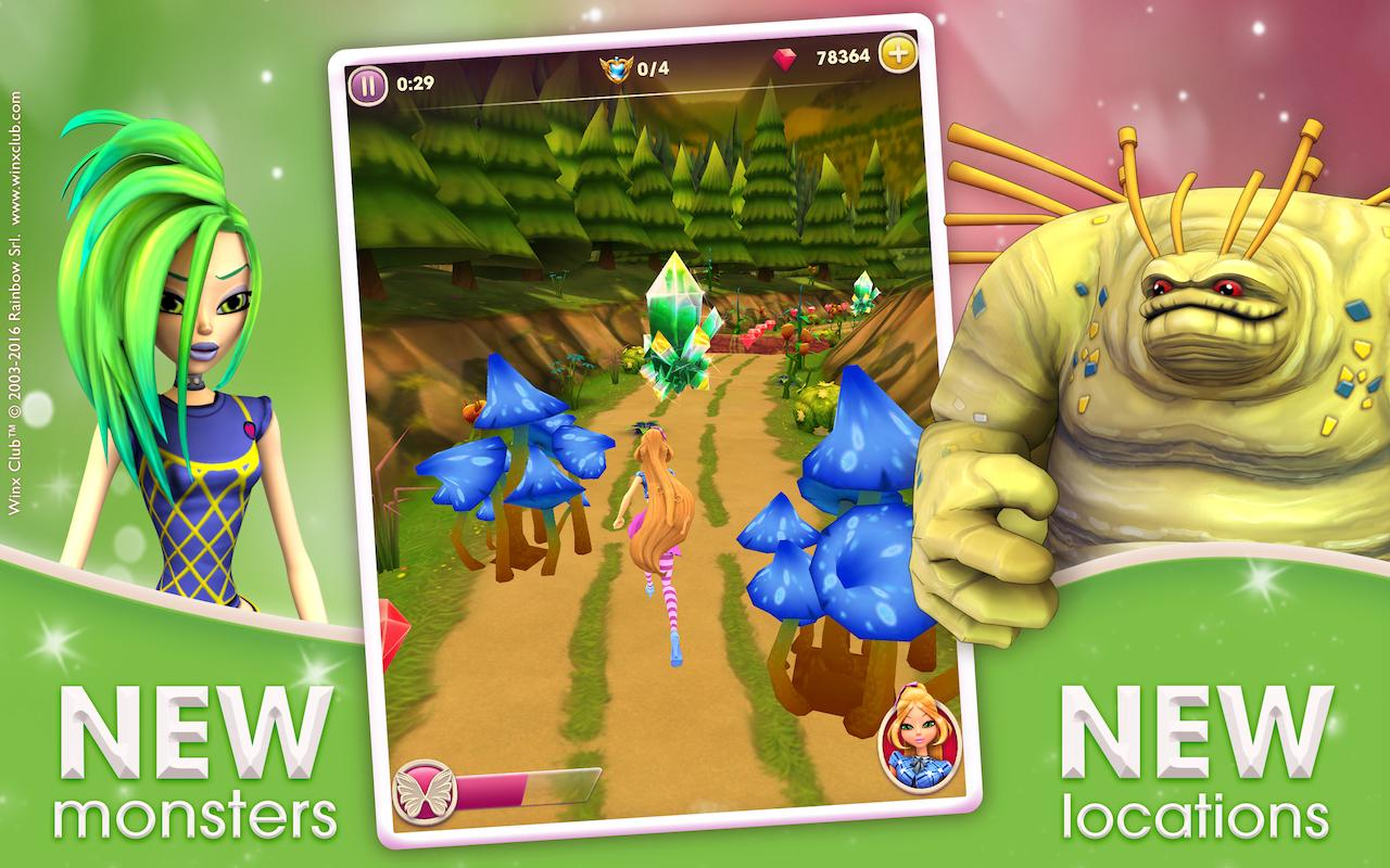 Winx Bloomix Quest 2 0 1 APK + OBB (Data File) Download
