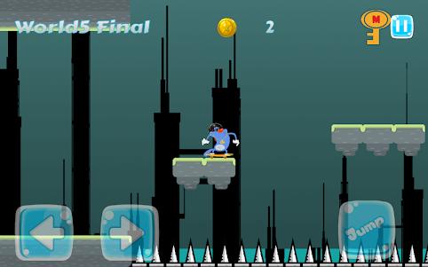Subway Oggy Skate 2.2.3 screenshot 5