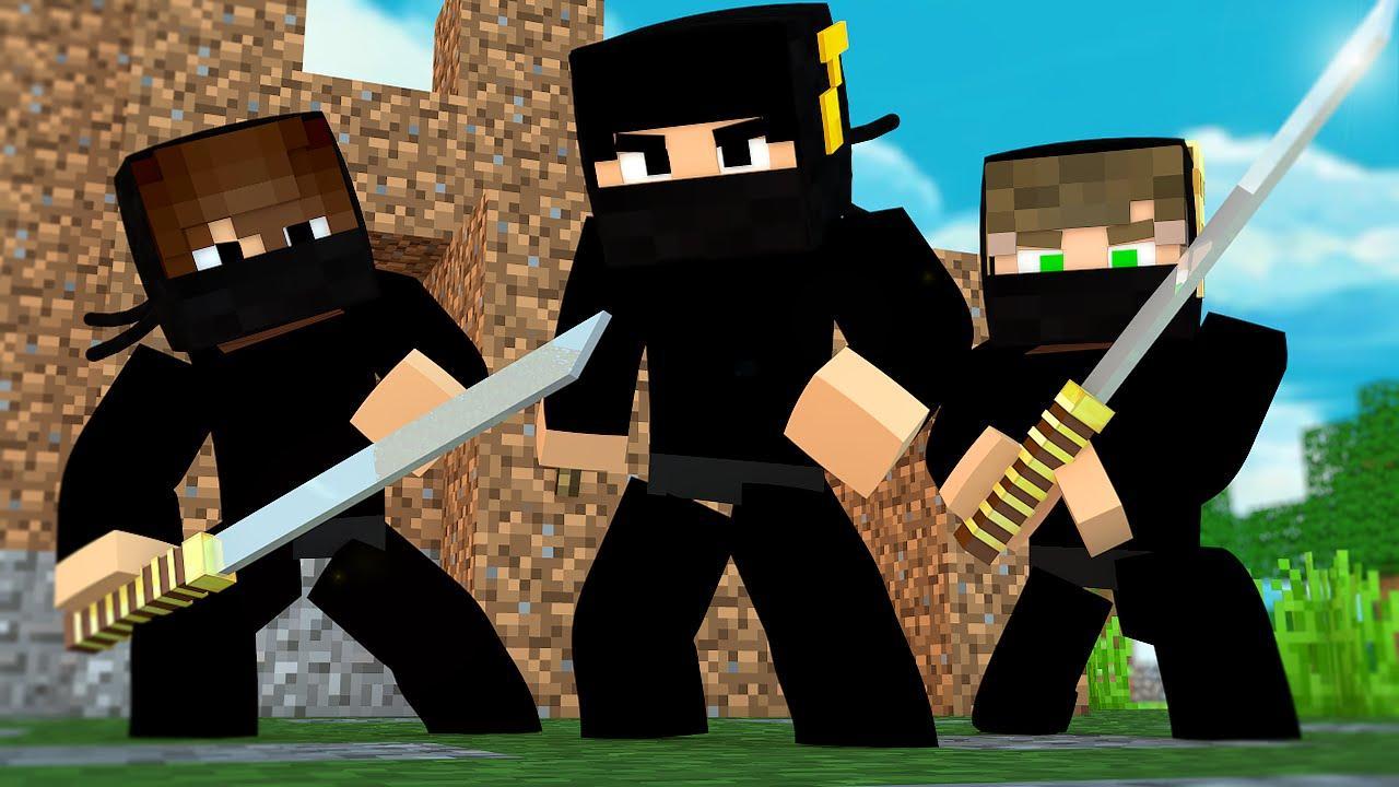Ninja Skins For Minecraft PE APK Download Android Cats - Ninja skins fur minecraft
