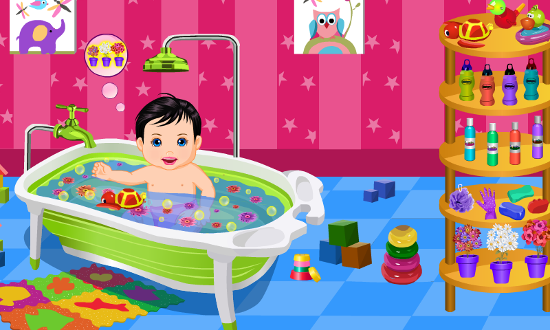 baby care and bath baby games 1 0 1 apk download android casual games
