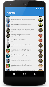Social Network - CodeCanyon Preview 2.5 screenshot 4