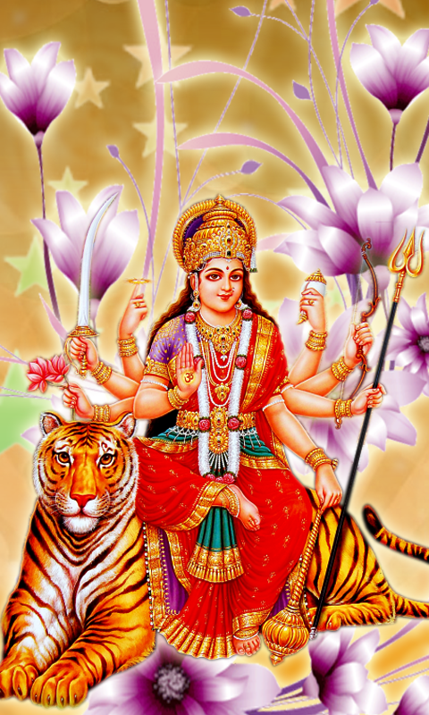 Durga Maa Wallpaper Full Hd Enam Wallpaper