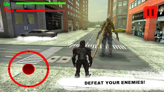 Rope Hero: Zombie Survival 2.0 screenshot 2