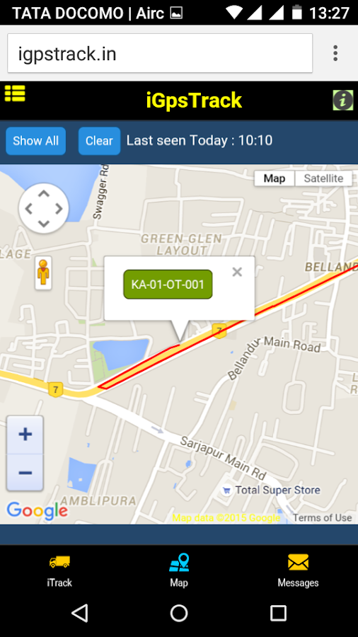iGpsTrack - Track Your Mobile 1 2 APK Download - Android